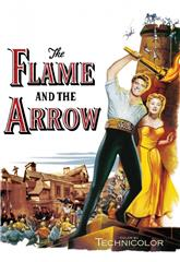 The Flame and the Arrow (1950) 1080p web Poster