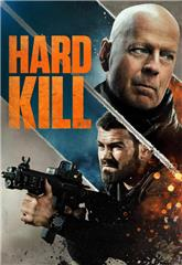 Hard Kill (2020) bluray Poster