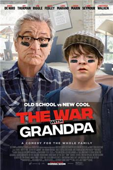 The War with Grandpa (2020) 1080p Poster