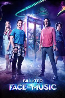Bill & Ted Face the Music (2020) 1080p Poster