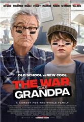 The War with Grandpa (2020) bluray Poster