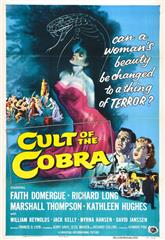 Cult of the Cobra (1955) 1080p Poster