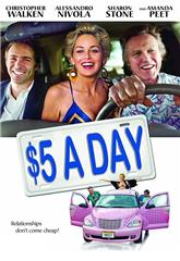 $5 a Day (2008) bluray Poster