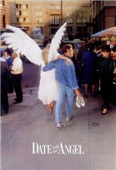 Date with an Angel (1987) bluray Poster