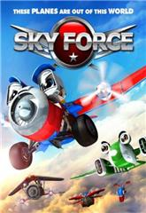 Sky Force 3D (2012) Poster