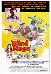Blind Rage (1976) bluray Poster