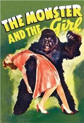 The Monster and the Girl (1941) bluray Poster