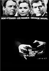 No Way to Treat a Lady (1968) 1080p bluray Poster