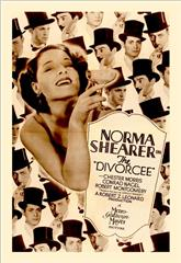 The Divorcee (1930) Poster