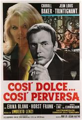 So Sweet... So Perverse (1969) Poster
