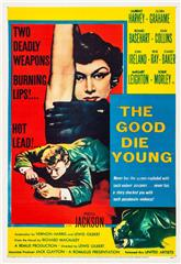 The Good Die Young (1954) bluray Poster