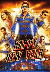 Happy New Year (2014) 1080p Poster