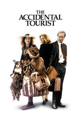 The Accidental Tourist (1988) bluray Poster