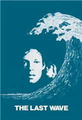 The Last Wave (1977) bluray Poster