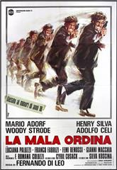 The Italian Connection (1972) 1080p Poster