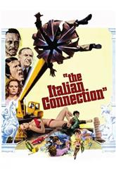 The Italian Connection (1972) bluray Poster