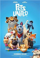 Pets United (2019) 1080p Poster