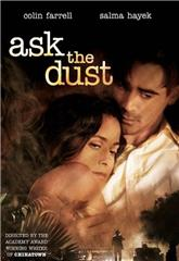 Ask the Dust (2006) bluray Poster