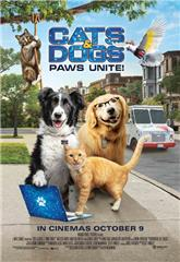 Cats & Dogs 3: Paws Unite (2020) bluray Poster
