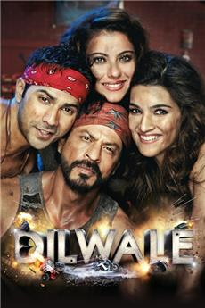 Dilwale (2015) Poster