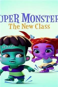 Super Monsters: The New Class (2020) 1080p Poster