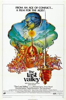 The Last Valley (1971) Poster