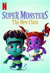 Super Monsters: The New Class (2020) 1080p web Poster