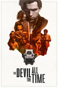 The Devil All the Time (2020) 1080p Poster