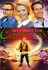 All I Want for Christmas (2013) 1080p Poster