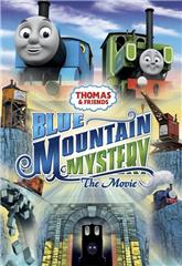 Thomas & Friends: Blue Mountain Mystery (2012) Poster