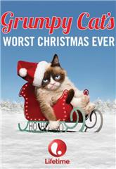 Grumpy Cat's Worst Christmas Ever (2014) 1080p Poster
