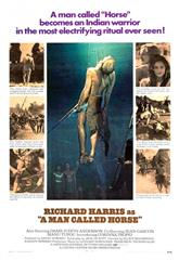 A Man Called Horse (1970) bluray poster