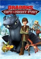 Dragons: Gift of the Night Fury (2011) bluray Poster