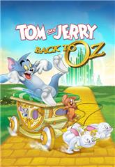 Tom & Jerry: Back to Oz (2016) 1080p web Poster