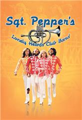 Sgt. Pepper's Lonely Hearts Club Band (1978) bluray poster