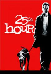 25th Hour (2002) bluray poster