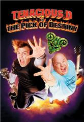 Tenacious D in the Pick of Destiny (2006) 1080p web Poster