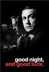 Good Night, and Good Luck. (2005) bluray Poster