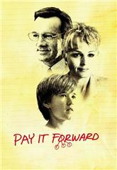 Pay It Forward (2000) web poster