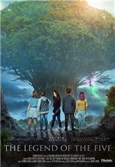 The Legend of the Five (2020) poster