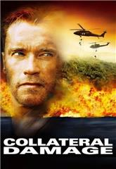Collateral Damage (2002) bluray Poster
