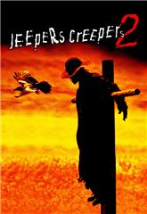 Jeepers Creepers 2 (2003) bluray Poster