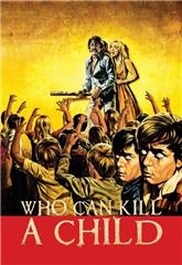 Who Can Kill a Child? (1976) bluray Poster