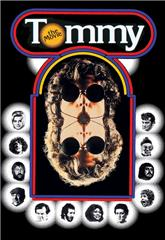 Tommy (1975) bluray Poster