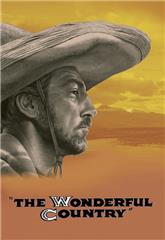 The Wonderful Country (1959) bluray poster