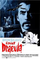 Count Dracula (1970) poster