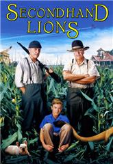 Secondhand Lions (2003) bluray Poster