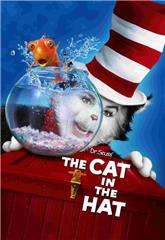 The Cat in the Hat (2003) 1080p Poster