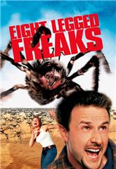 Eight Legged Freaks (2002) web Poster