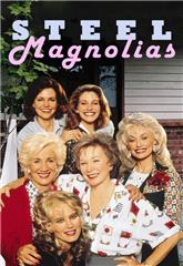 Steel Magnolias (1989) bluray Poster